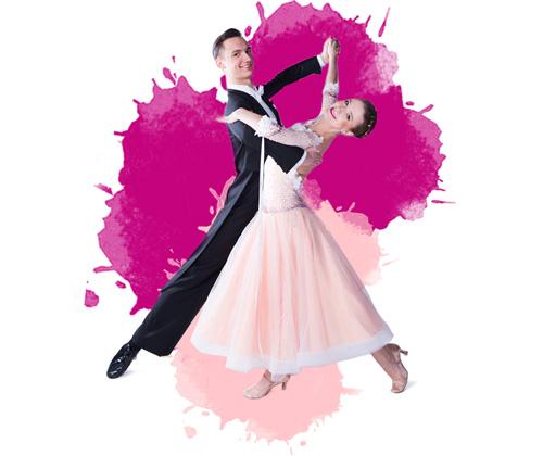 Znalezione obrazy dla zapytania: taniec towarzyski